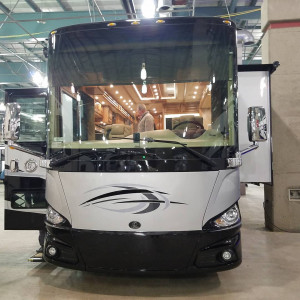 Tiffin Motorhomes at the Indoor RV Show at Cal Expo