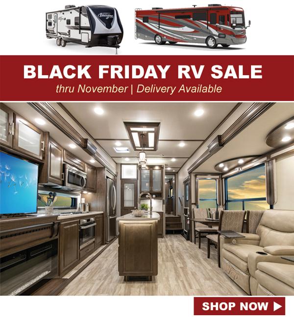 Black Friday RV Sale
